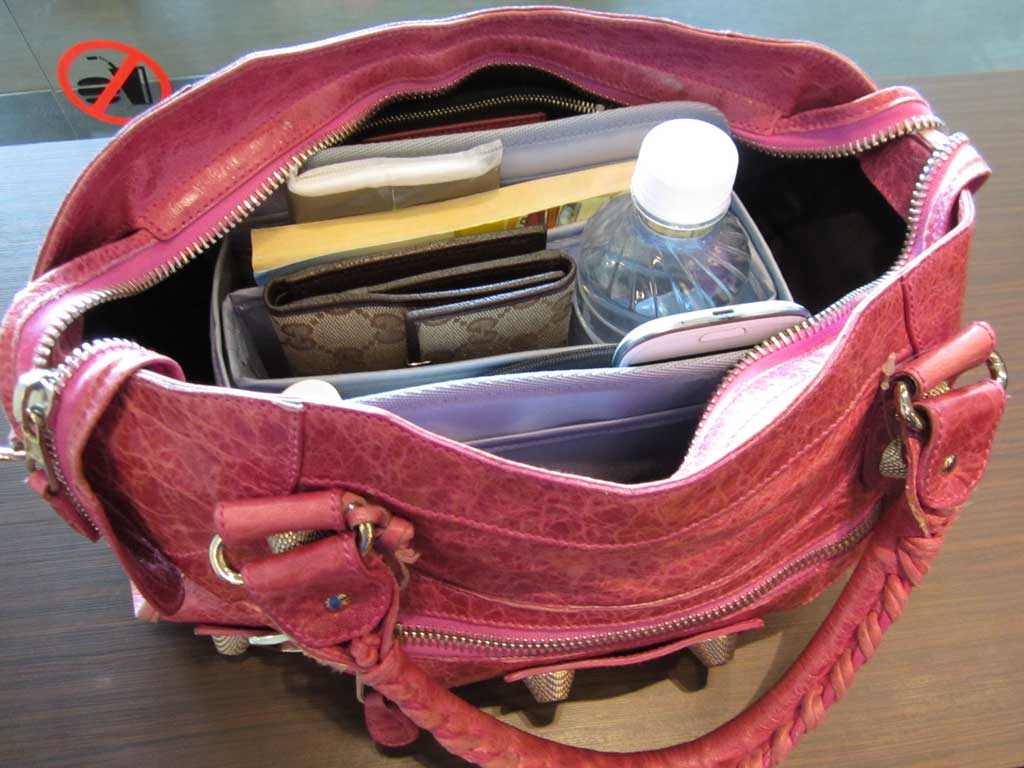 Purse Organizer Insert For Balenciaga City 4